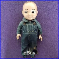 1950 1960 made buddy lee figure doll vintage rare from JAPAN F/S