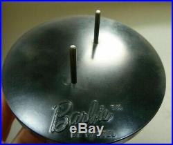 # 1 PONYTAIL BARBIE STAND Original Pedestal Stand VINTAGE 1959