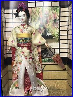 2005 Maiko Barbie Doll Gold Label NEW NRFB #J0982 Japanese Japan Geisha Kimono