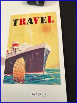 Aboard Ship # 1631 Barbie Vintage 1965 N/mint & Complete