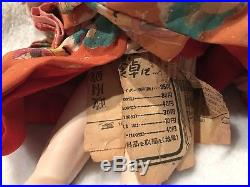Asami Haunted LOOKING VINTAGE doll From Aokigahara Japans Suicide Forest