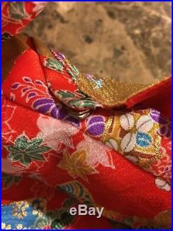 BRAND NEW NIB Vintage Japan PB Store Exclusive Japanese Kimono Barbie RARE Wig