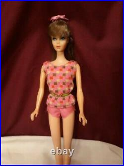 Barbie #1160 TNT Go Co Co in Original Swimsuit Year 1968