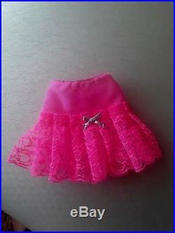 Barbie 1968 Silver N Satin #1552 J C Penney Exclusive Near Mint Complete Lot 1