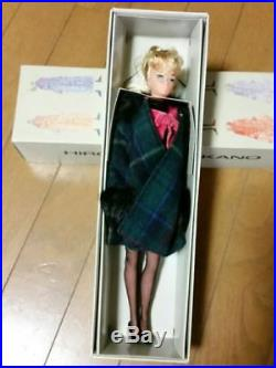 Barbie Doll Hiromichi Nakano 1985 Japan Limited Vintage with Box711