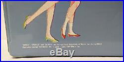 Barbie, Francie & Skipper Doll Trunk 1965 withDolls & Vintage Clothes Japan