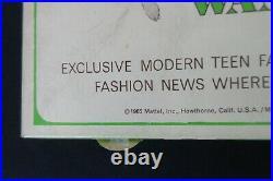 Barbie Vintage FRANCIE CULOTTE WOT #1214 NRFB NRFP MIP MIB