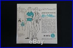 Barbie Vintage KEN TV'S GOOD TONIGHT! #1419 NRFB NRFP MIP MIB HTF