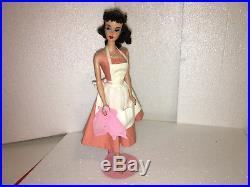 Barbie Vintage Original Ponytail #4, With Vintage T. M Outfit, Vintage Japan
