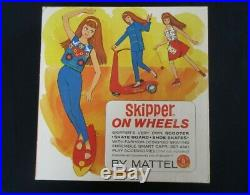 Barbie Vintage SKIPPER ON WHEELS #1932 MIP MIB Mint in Box HTF