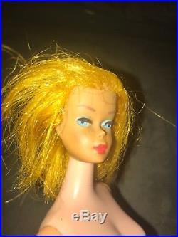 Beautiful Vintage Barbie Doll Japan 1958