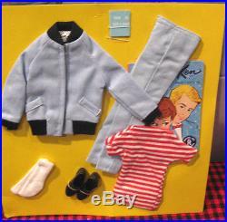 Brand New1962 Vtg. Japanken Dollmocthe Yachtsman789tmnrfpcomplete+mint