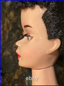 Brown Eyeliner #3 Ponytail Barbie Vintage Doll