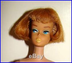 CLUB RETRO Vintage Mattel Barbie Bend-Leg Titian AMERICAN GIRL Doll