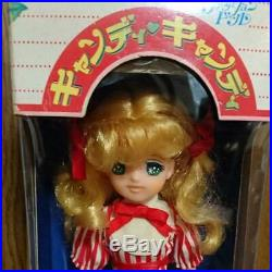 Candy Candy Doll Figure Apron Popy Japan Yumiko Igarashi & Kurin vintage Rare