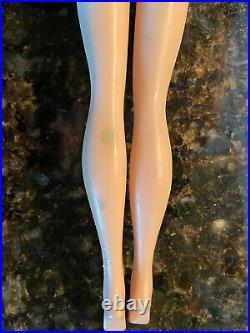 Faux #2 Ponytail Barbie (#1 Face) Repaint of a #3