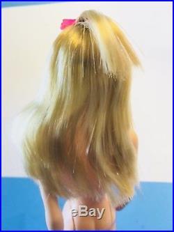 Groovy Vintage Mod 1971 Blonde Standard Barbie 1190 TNT Era Japan