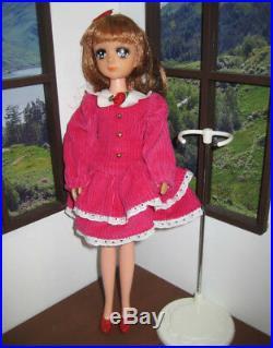Japan Anime Candy Candy Friend Annie Yumiko Igarashi Vintage Doll 70s Popy 10