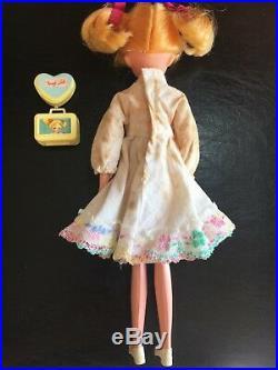 Japan Anime Hello! Sandy Bell Vintage Doll 8 Toei Popy 80s HTF sandybell
