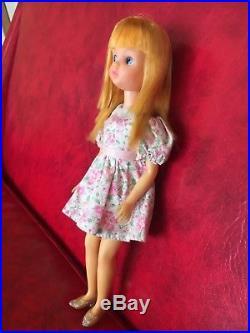 Japan Vintage Doll Canna chan Nakajima seisakusho Scarlets sister 60s rare