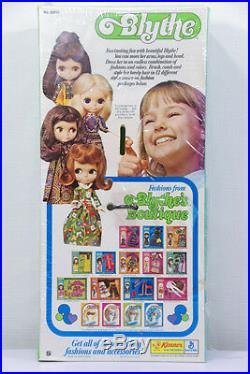 Kenner Blythe Vintage 1972 Redhead Side Part 7 digits from Japan F/S