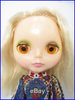 Kenner Blythe Vintage 1972 blonde No bangs 7 digits from Japan F/S