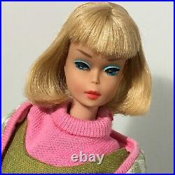 Long Hair American Girl BARBIE vintage stunning! NUDE blonde