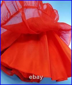 MOST RARE Barbie Doll Junior Prom #1614 Dress Fabric Variation Vintage 1960's