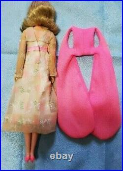 Mattel Barbie Francie Vintage Japanese specification clothes Midi Duet costume