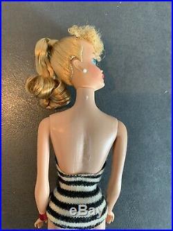Mattel Barbie Vintage Lot Fashion Queen Mod tNT Ponytail Japan 1958 1962 1966
