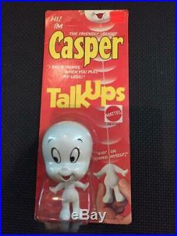 Mattel CASPER Pull String Talking Toy Figure Vintage Rare Doll from Japan