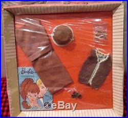 Mib1962 Japan Vtg. Barbie Fashion In Boxsorority Meeting937nrfbcomplete Set