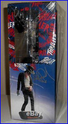 Michael Jackson Thriller 1/6 Scale 30cm Doll Figure Vintage NEW Japan Import F/S