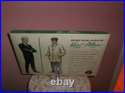 NEW-in-box vintage 1964-MATTEL Barbie KEN Little Theatre set 773-KING ARTHUR