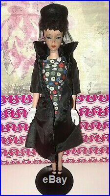 Original Vintage Barbie #4 PONYTAIL BRUNETTE Barbie A/O JAPAN + VVHTF Rarities