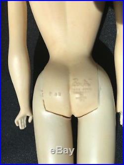 RARE Vintage # 3 PONYTAIL Barbie doll / 2 Body name japan in BOX / By Mattel