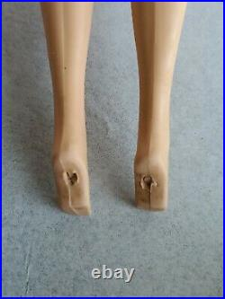 Rare HTF Vintage 1958 American Girl Barbie with Bendable Legs by Mattel