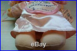 Rare Vintage 1976 Little Twin Stars Kiki Lala Plush Doll Tag Sanrio Japan Takara