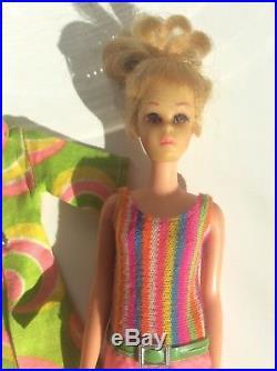 Rarität, Vintage Barbie/Francie, Mattel, made in Japan, 60er Jahre