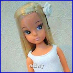 Reprint Pichi Pichi Licca Doll Rika chan Club 67 Japan vintage Rare
