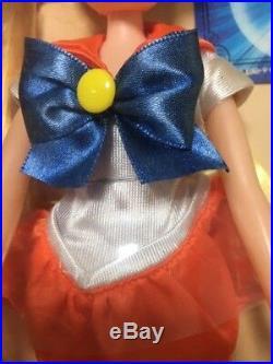 Sailor Moon Sailor Venus BANDAI 1993 1994 Original Figure Vintage Doll Japan