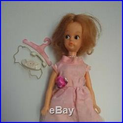 Scarlet chan Tammy Family Nakajima 1960's Japanese Vintage Doll Japan 4