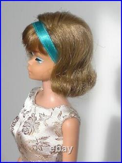 Side Part sidepart American Girl BARBIE vintage all original