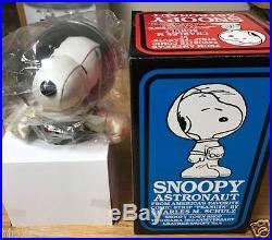 Snoopy Town 3rd Anniversary Peanuts Astronaut LTD Figure doll Japan Vintage RARE