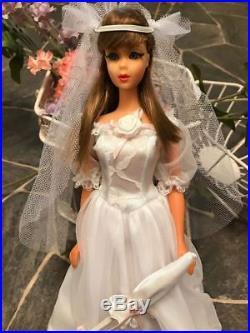 Stunning Vintage 1966 Twist'n Turn Barbie Doll In Gorgeous Condition! Japan