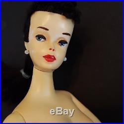 Stunning Vintage Brunette # 3 Ponytail Barbie TM Model 850 Japan excellent