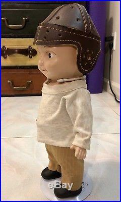 Supreme Japan limited Buddy Lee Aviator Vintage Advertising Doll