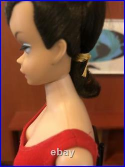 Swirl Ponytail Barbie Brunette