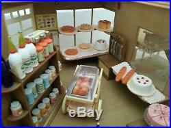 Sylvanian. Vintage. Japan. BAKERY. 1996. 99.9% Complete