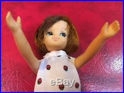 Takara 1st Generation Kurumi chan Doll Licca Rika Friend Vintage Japan HTF